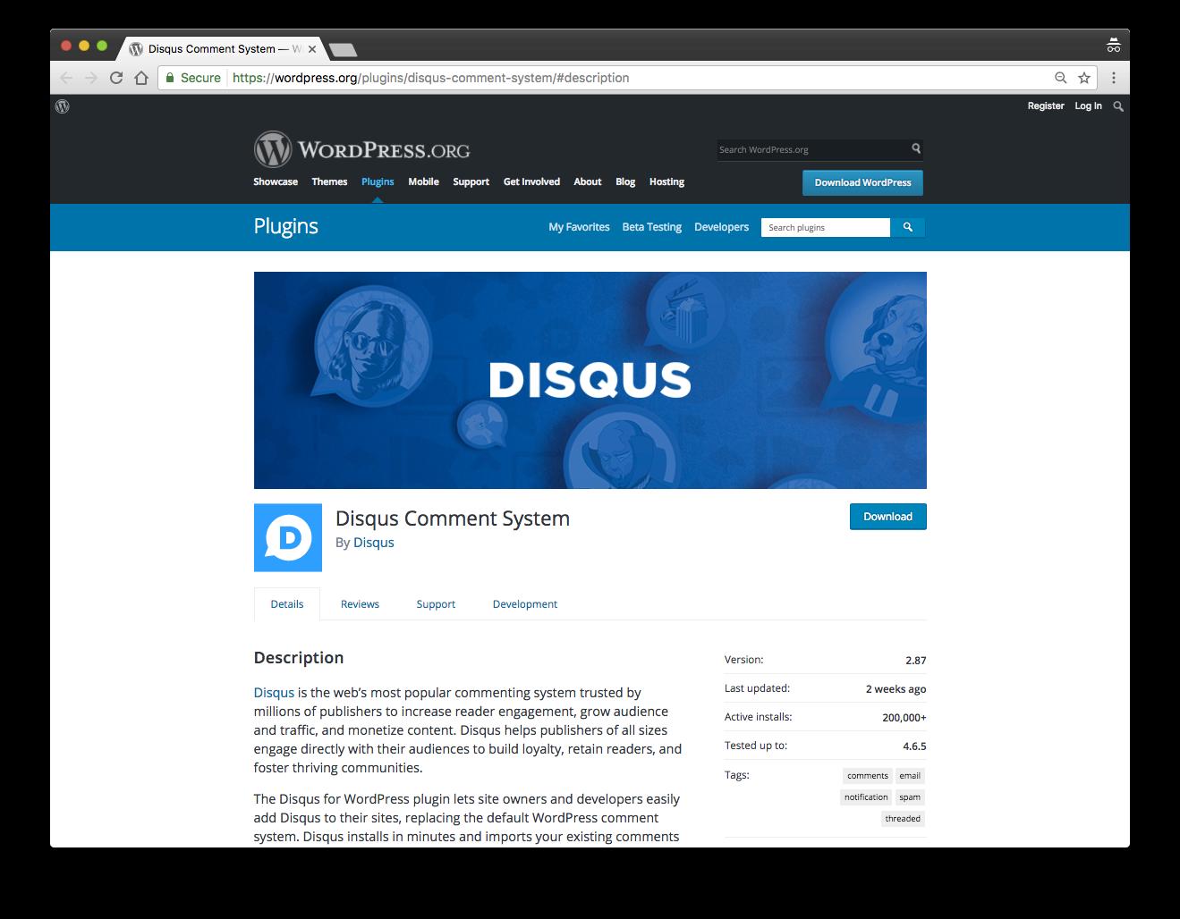 disqus-wordpress-plugin-page-2.png