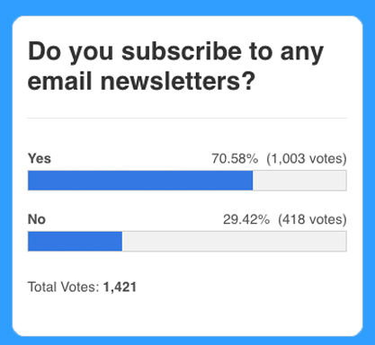 email-newsletter-poll-question-1