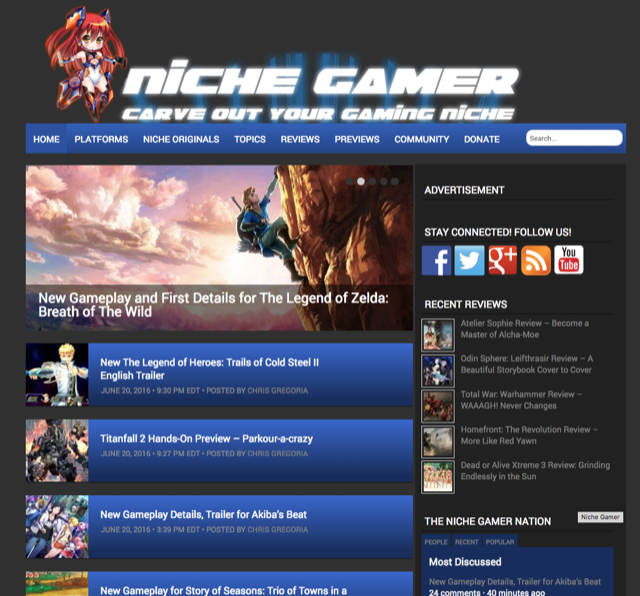 Gaming Sites