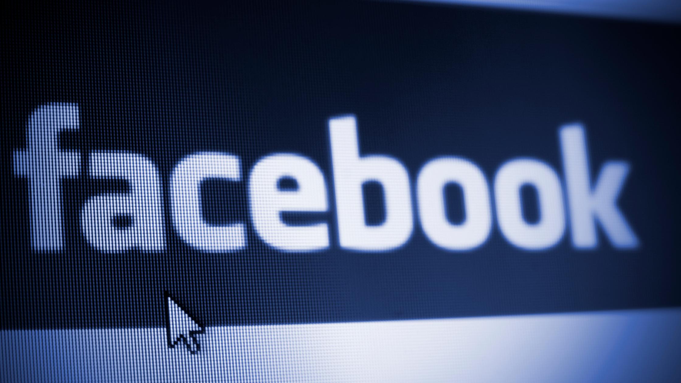 Facebook news ban