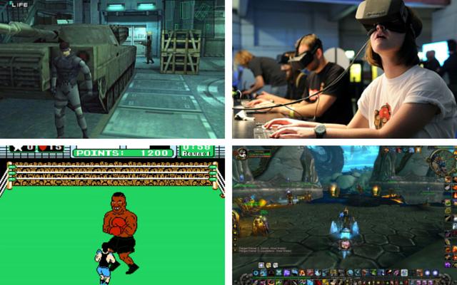 Top Ten Gaming Sites