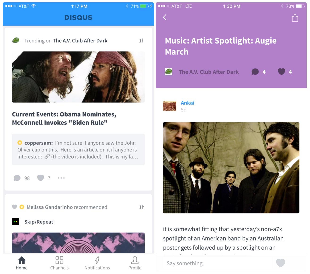 Disqus iOS App - Now Available